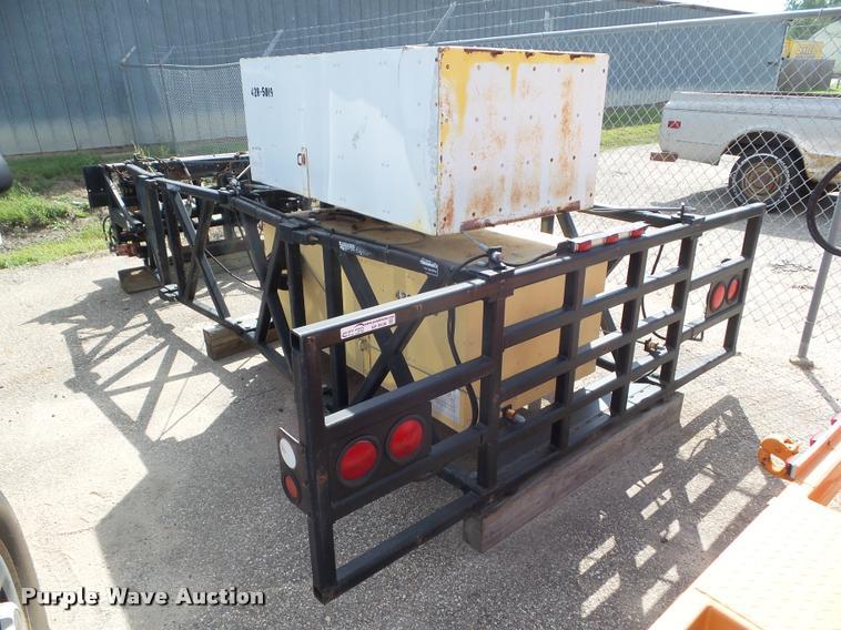 1999 Enabs Safe-Stop TTMA8290LC crash attenuator
