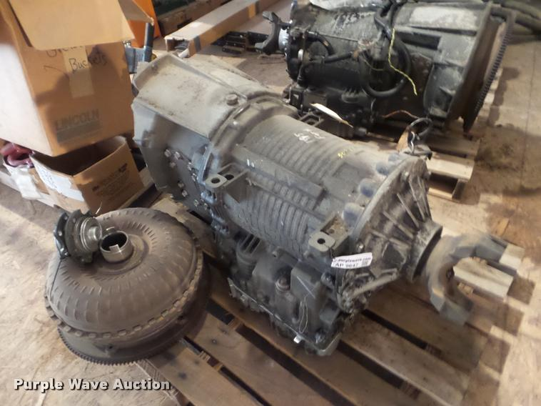 Allison MD3030 transmission