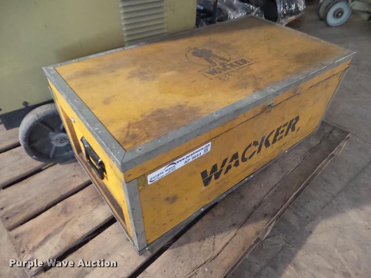 1985 Wacker BHB25 hammer drill