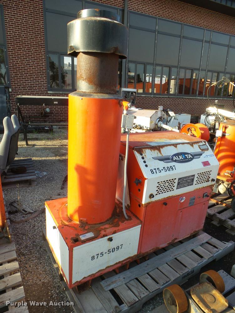 2007 Alkota 3121B-NG pressure washer