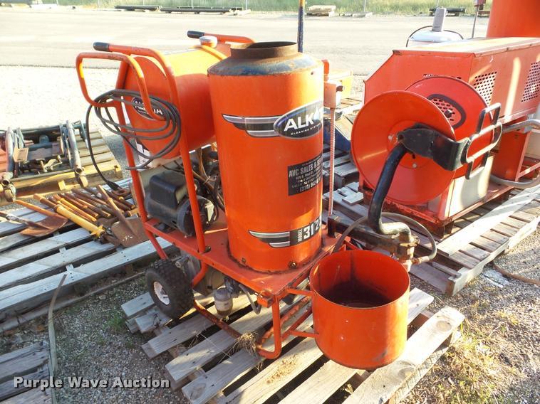 2003 Alkota 3122T pressure washer