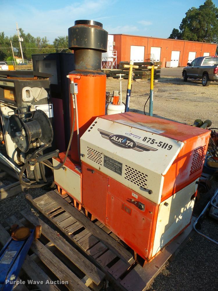 2009 Alkota 4201 pressure washer