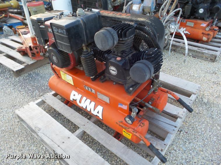 1998 Puma TE8008B air compressor