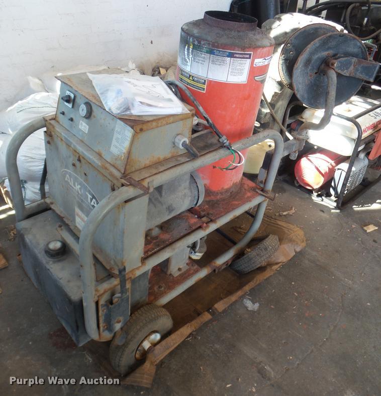 2009 Alkota 420X4 pressure washer