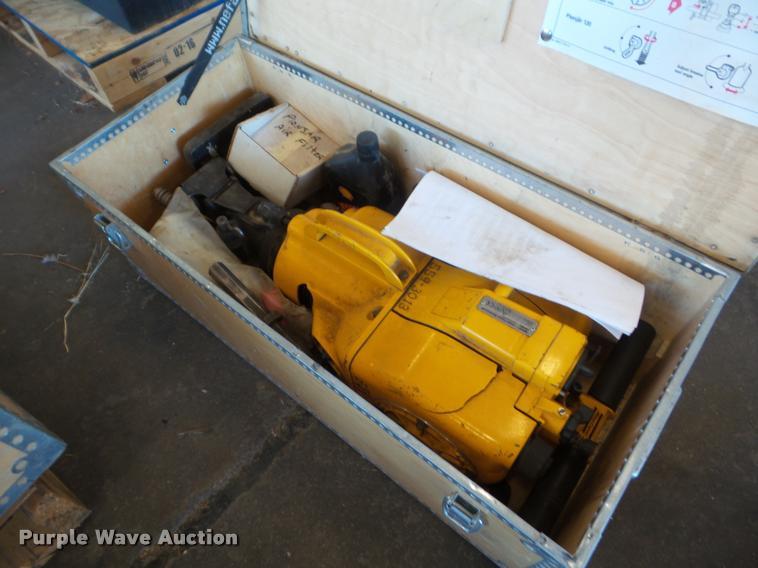 (3) Atlas Capco Pionjar 120 hammer drills
