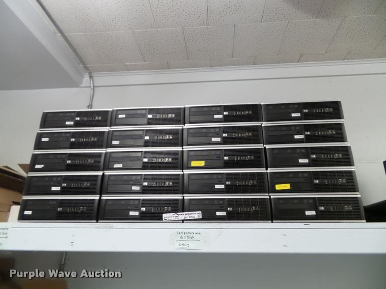 (20) HP CPUs