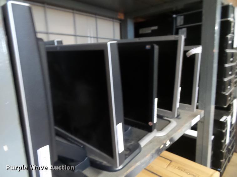 (30) computer monitors