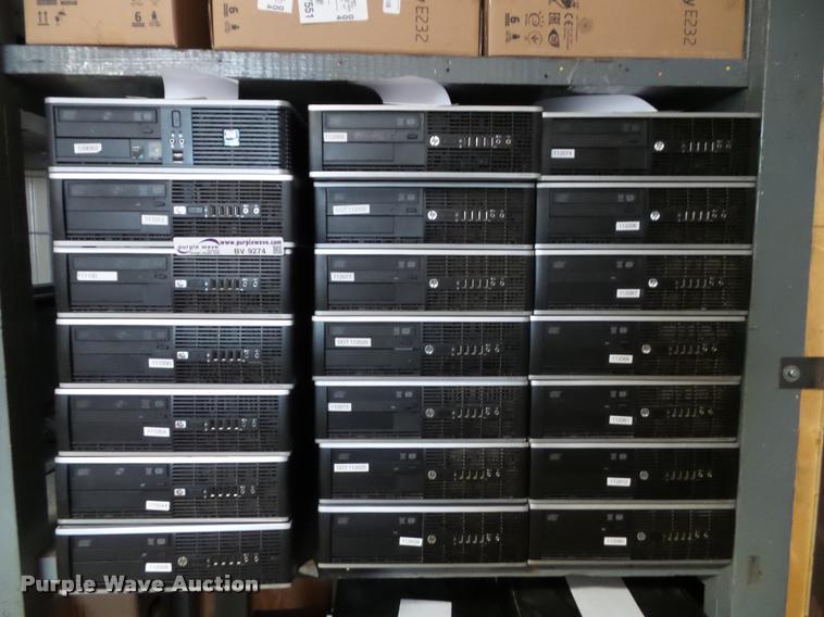 (38) HP CPUs