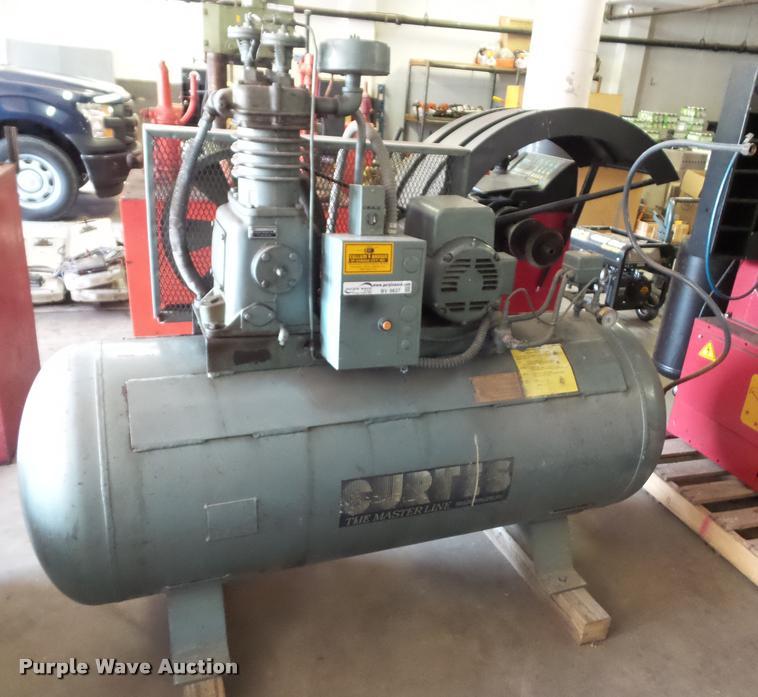 1980 Curtis air compressor