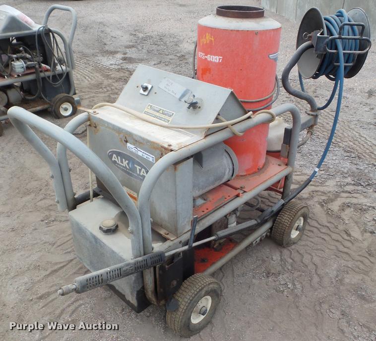 2007 Alkota 312X4 pressure washer