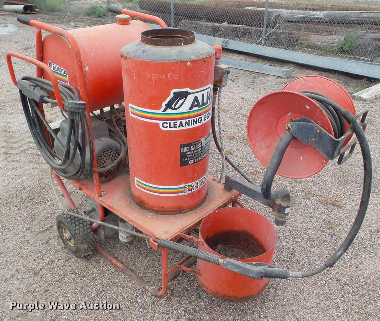 2002 Alkota 3122T pressure washer