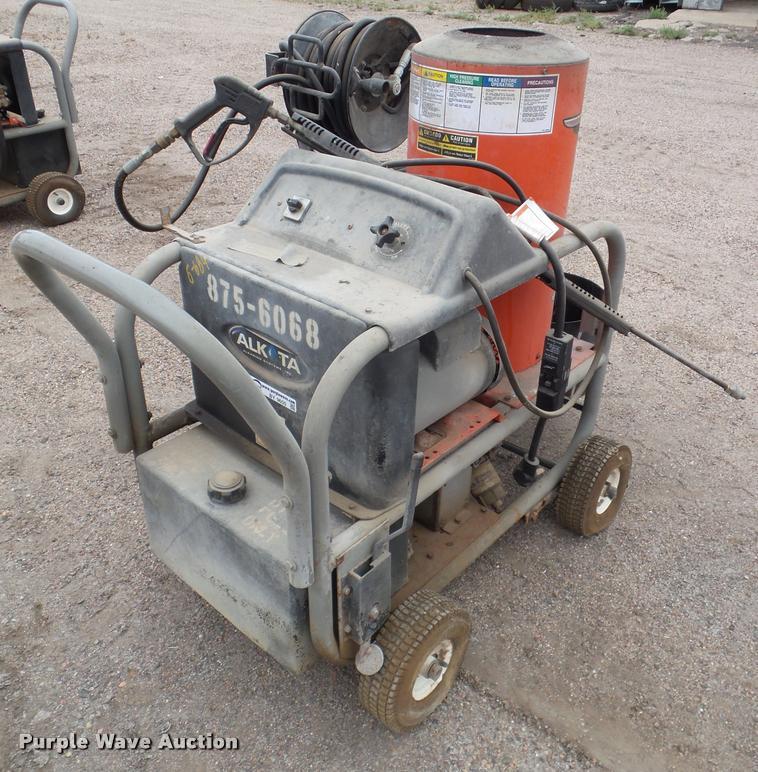 2007 Alkota 41X42 pressure washer