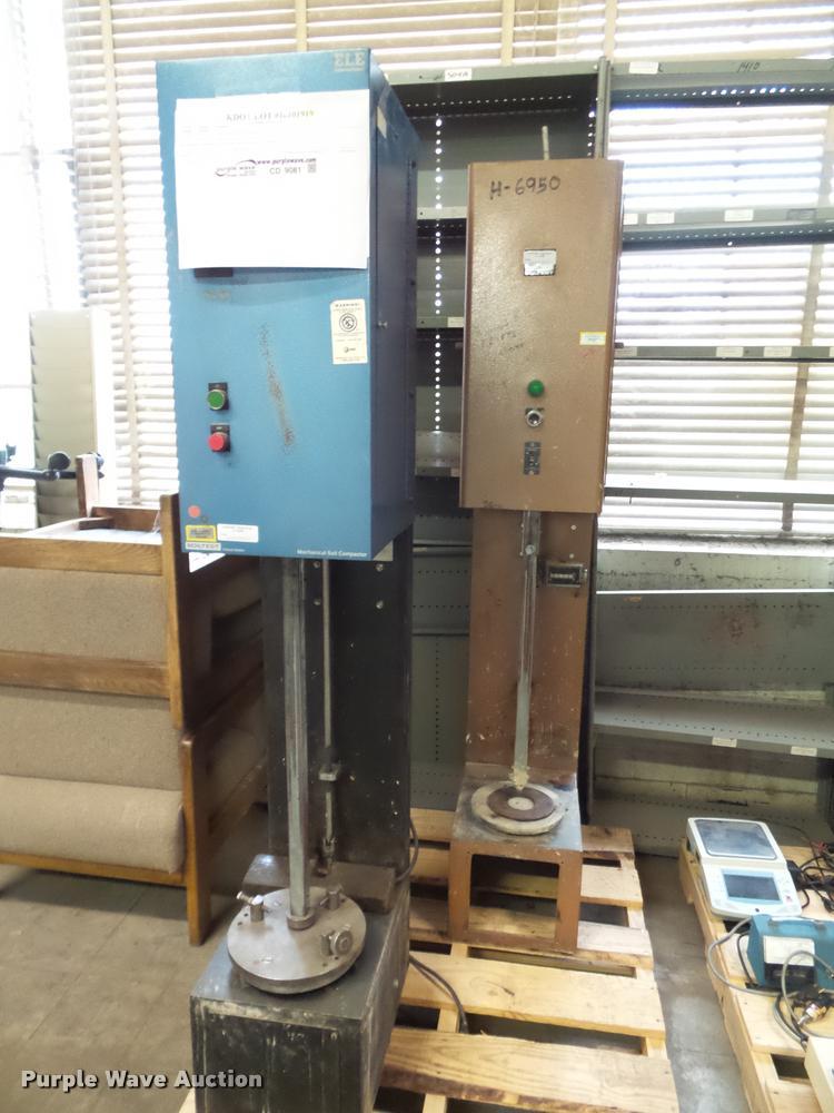 Ele International CN-4235S soil compactor