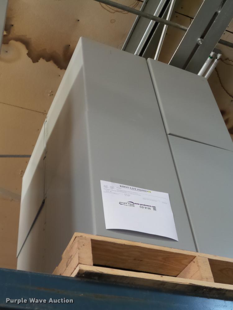 (8) Hayworth file cabinets