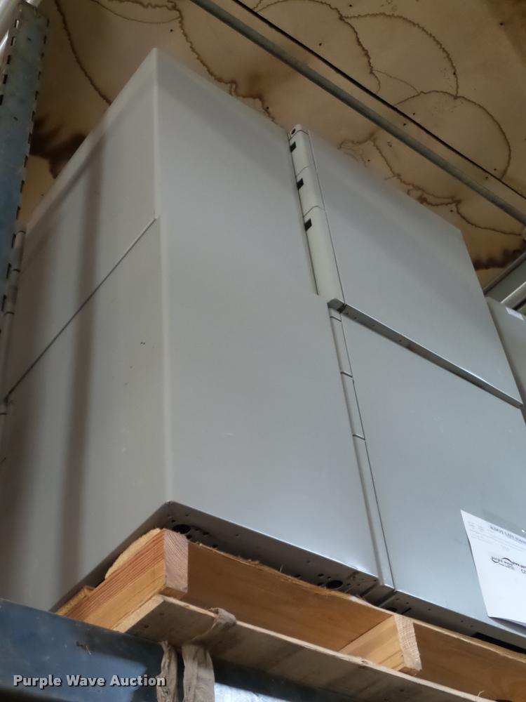 (10) Hayworth file cabinets