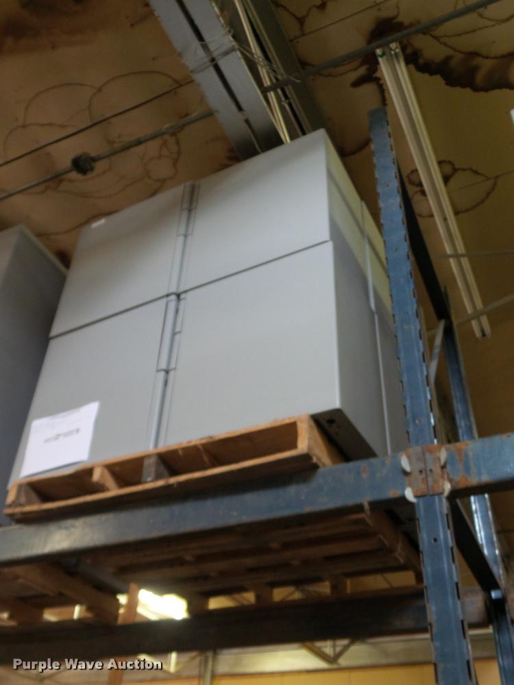 (12) Hayworth file cabinets