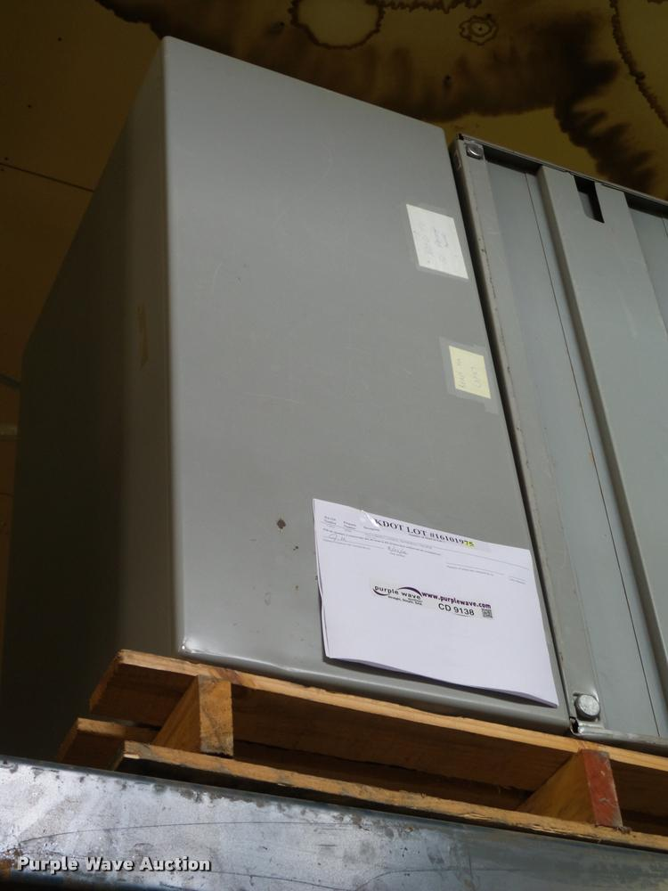(3) Hayworth file cabinets