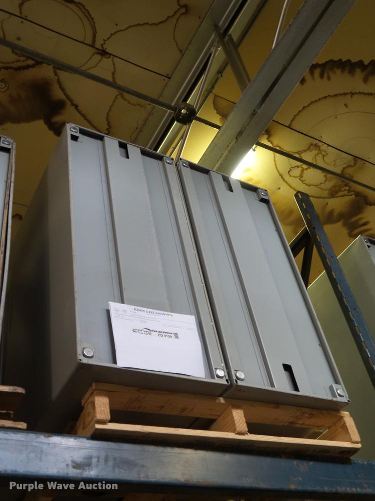 (4) Hayworth file cabinets
