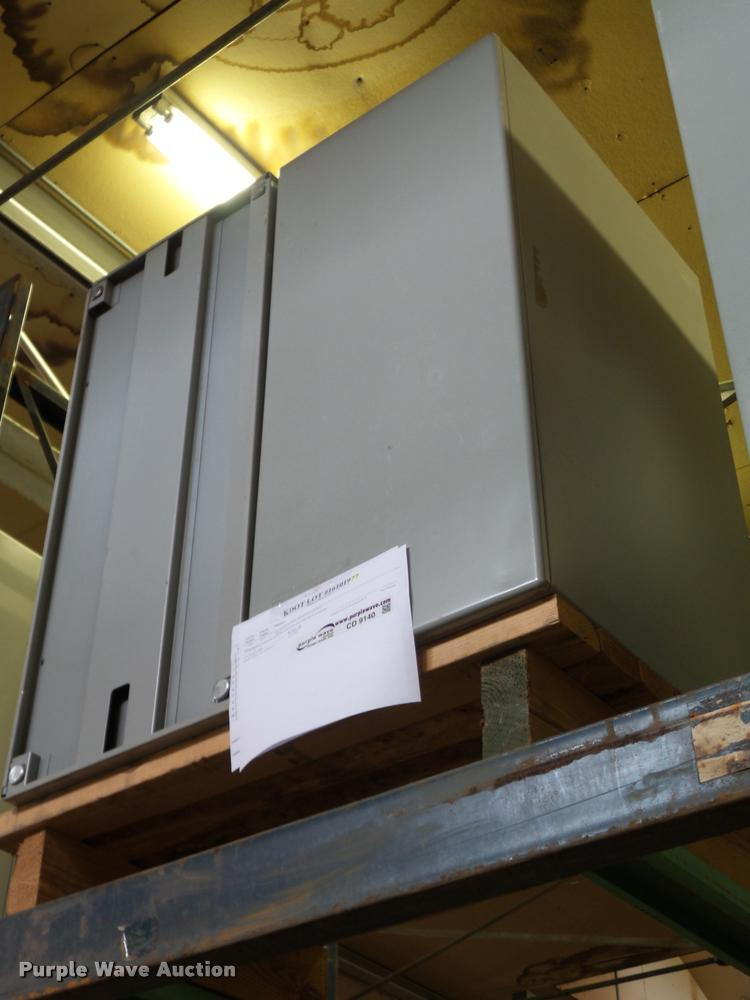 (2) Hayworth lateral file cabinets