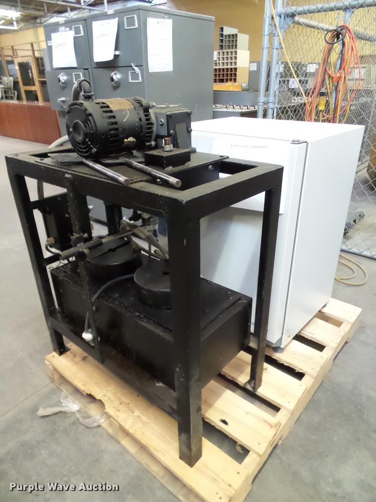 1994 Crafco 40400 asphalt laboratory equipment