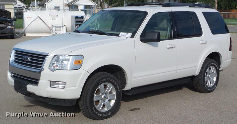 2009 Ford Explorer SUV