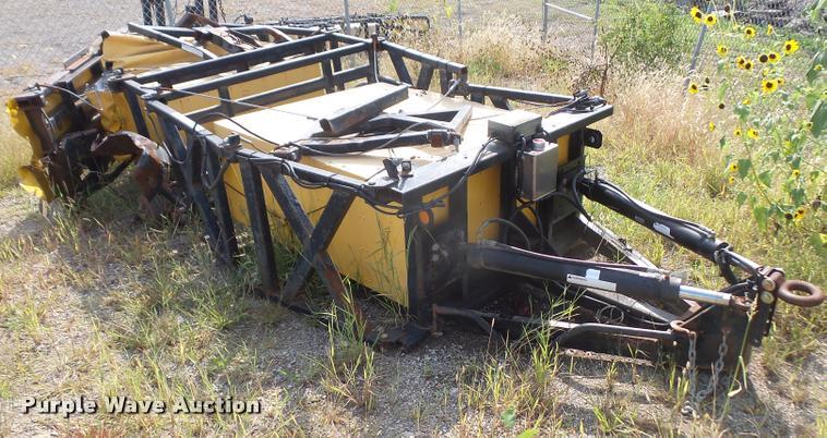 2006 Enabs Safe-Stop TMA9000 crash attenuator