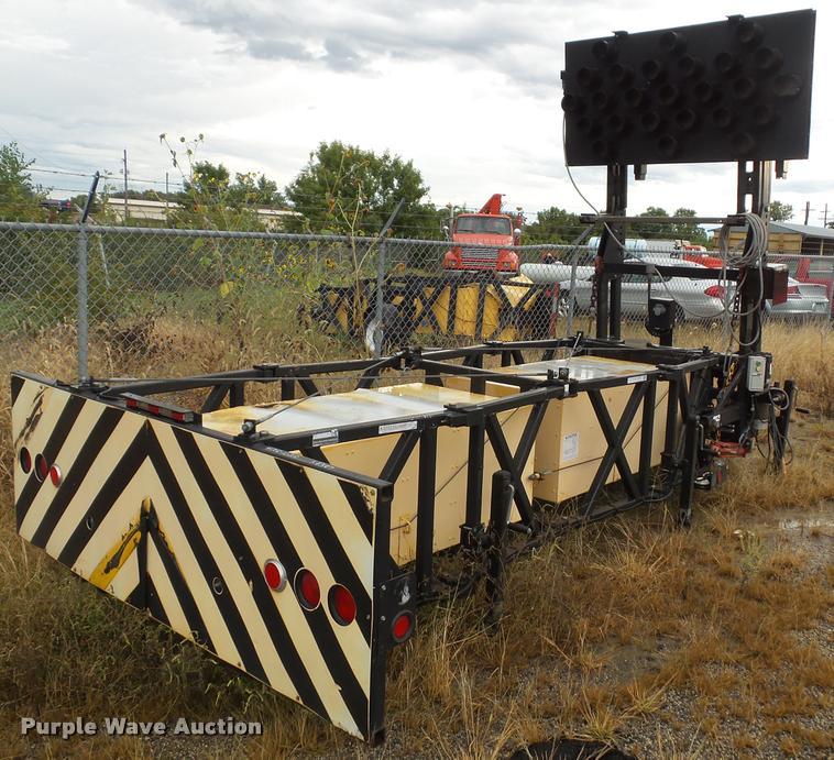 2002 Enabs Safe-Stop crash attenuator
