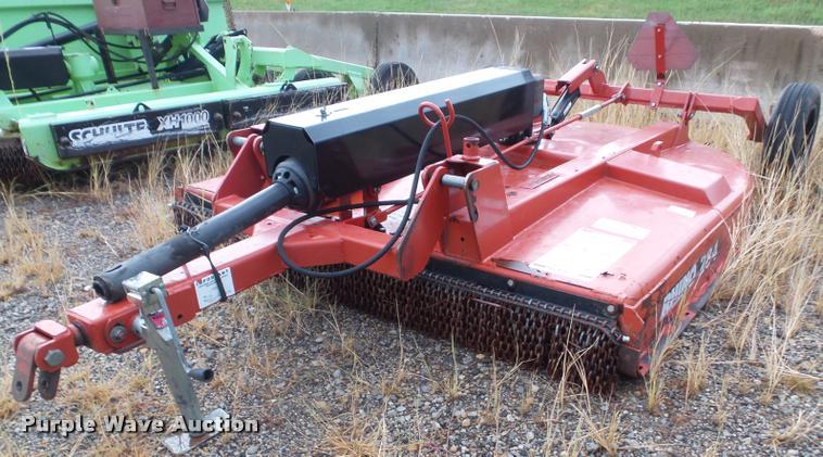 2009 Rhino 284 rotary mower