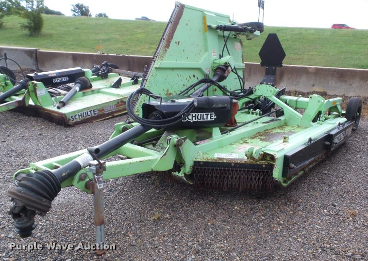 2006 Schulte XH1000 rotary mower