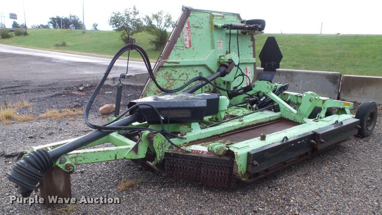 2003 Schulte XH1000 rotary mower