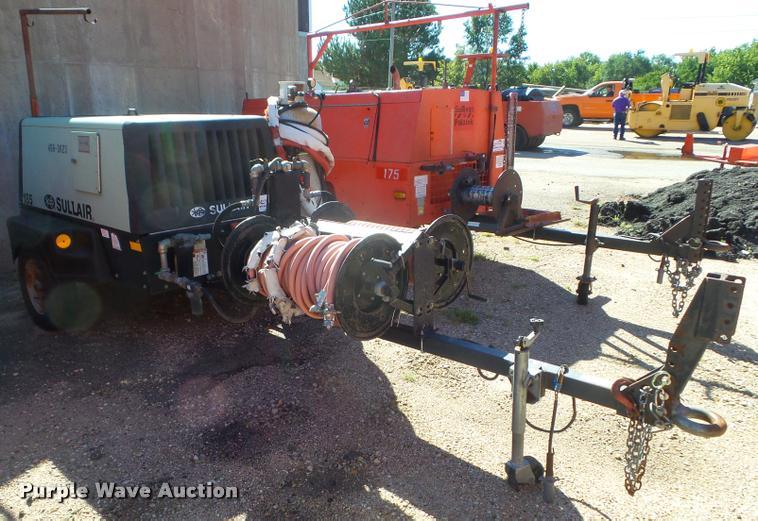 2003 Sullivan 185DPQPERK air compressor