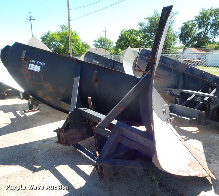 1949 Balderson BV11 V-plow