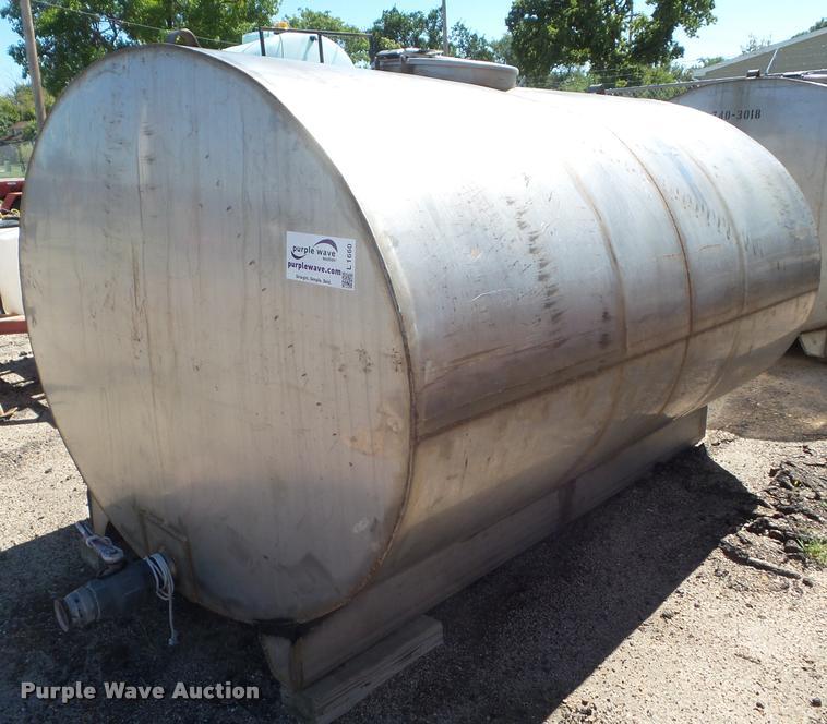 1998 Houston water tank