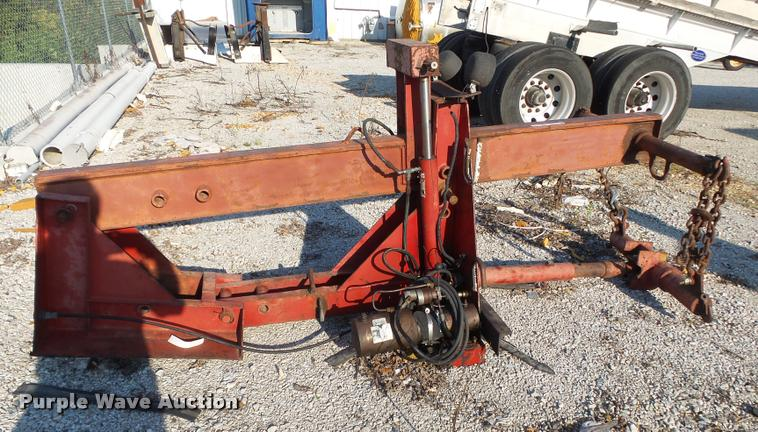 Truck tow dolly