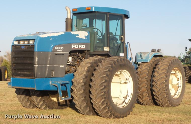 1994 Ford 9680 4WD tractor