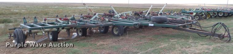 Flex King 9x5 sweep plow