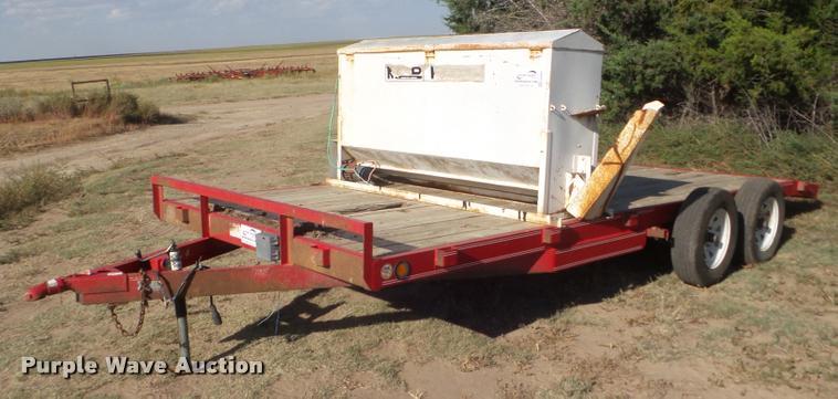 Circle L utility trailer