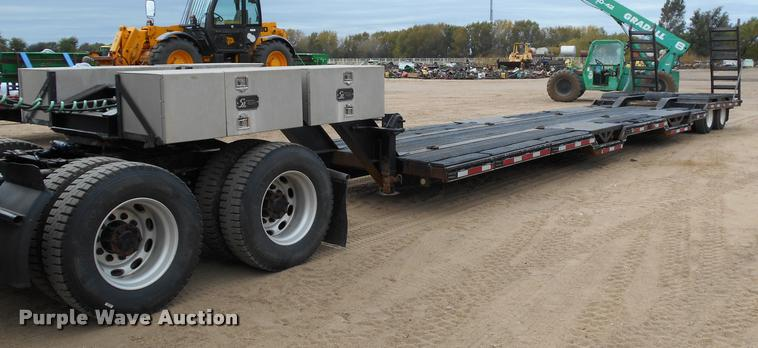 2000 Trailtech combine trailer