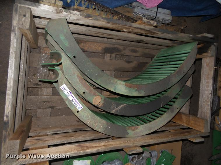 Set of John Deere 70 series concaves