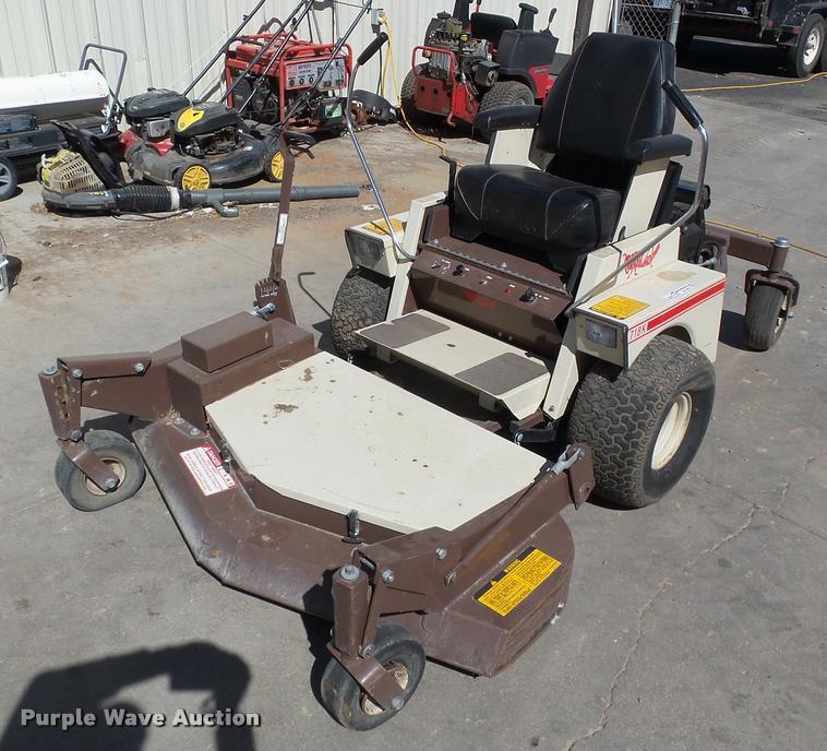 1990 Grasshopper 718K ZTR lawn mower