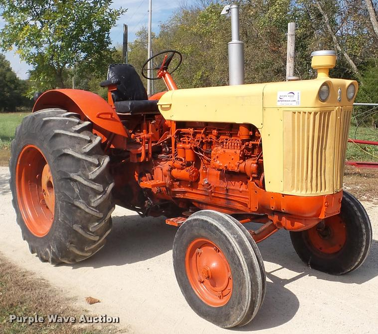 Case 930 Comfort King Wheatland tractor