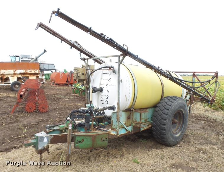 Westheffer sprayer