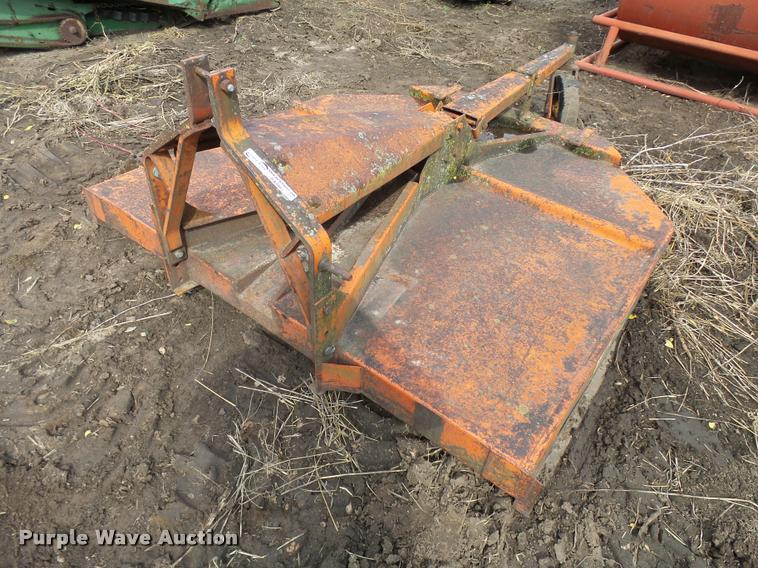 Caldwell C-6 rotary mower