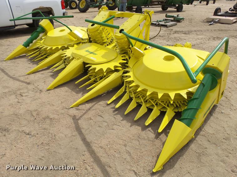 1995 Kemper Champion 4500 rotary corn head
