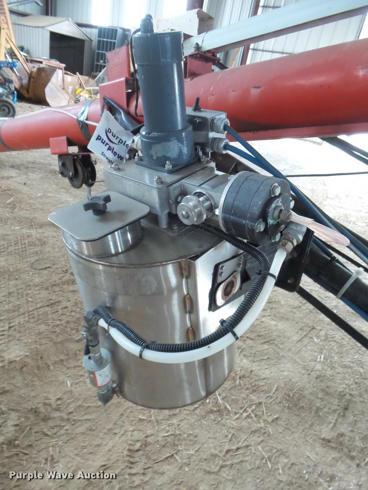 Gustafson seed treater