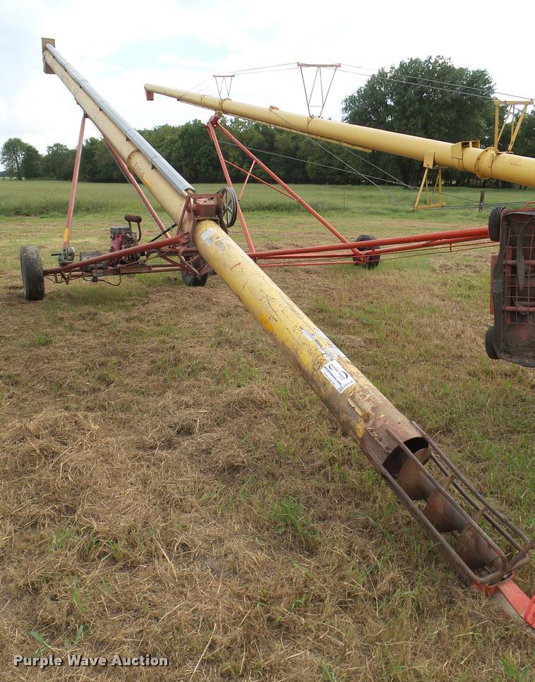 Westfield J210-41 grain auger