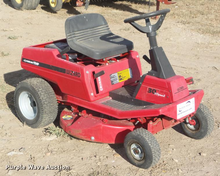 Murray Wizard 30 lawn mower