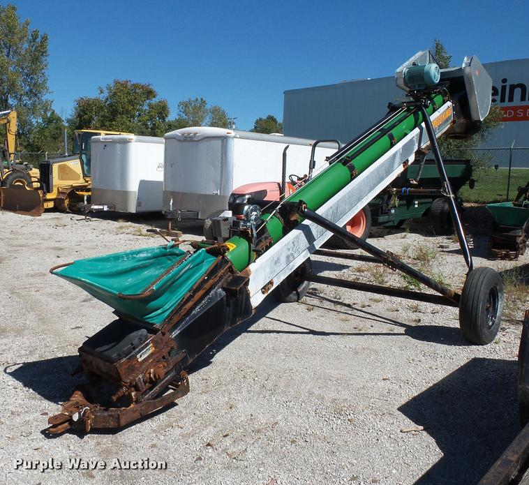 CrustBuster Speed King 20HC conveyor