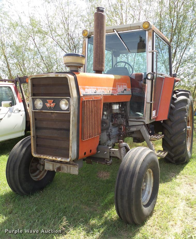 1978 Massey-Ferguson 2675 tractor
