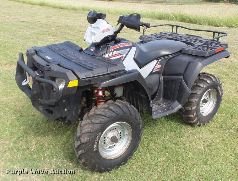 2005 Polaris Sportsman 700 ATV